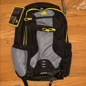 NWT Adidas Climacool Strength 3 Pack Backpack